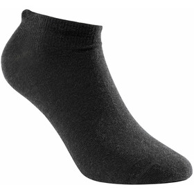 Woolpower Shoe Liner Calcetines, black